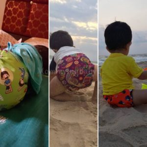 cloth diapers, modern cloth diapers, cloth diapering india, superbottoms, reusable diapers, world environment day