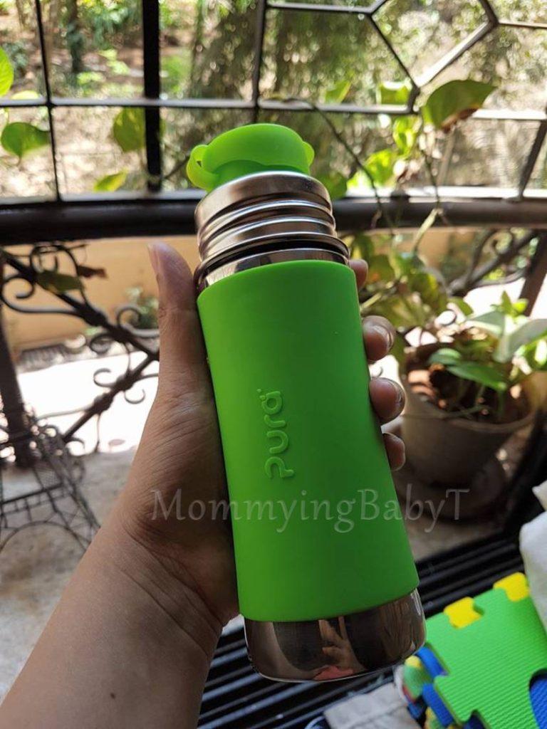 pura water bottle, stainless steel bottles, reusable water bottles
