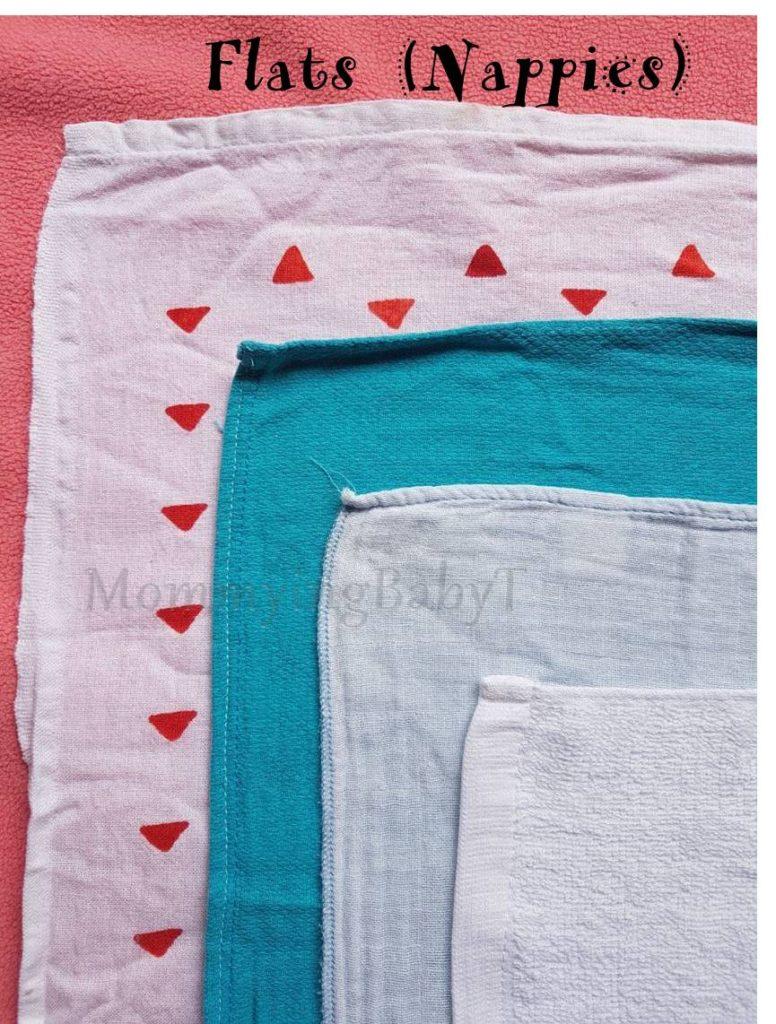 flats, flat diapers, flat nappies, square cloth, nappies, nappy cloth, modern cloth diapers, advanced cloth diapers, superbottoms, cloth diapering india, cloth diapers india, cloth diaper shops