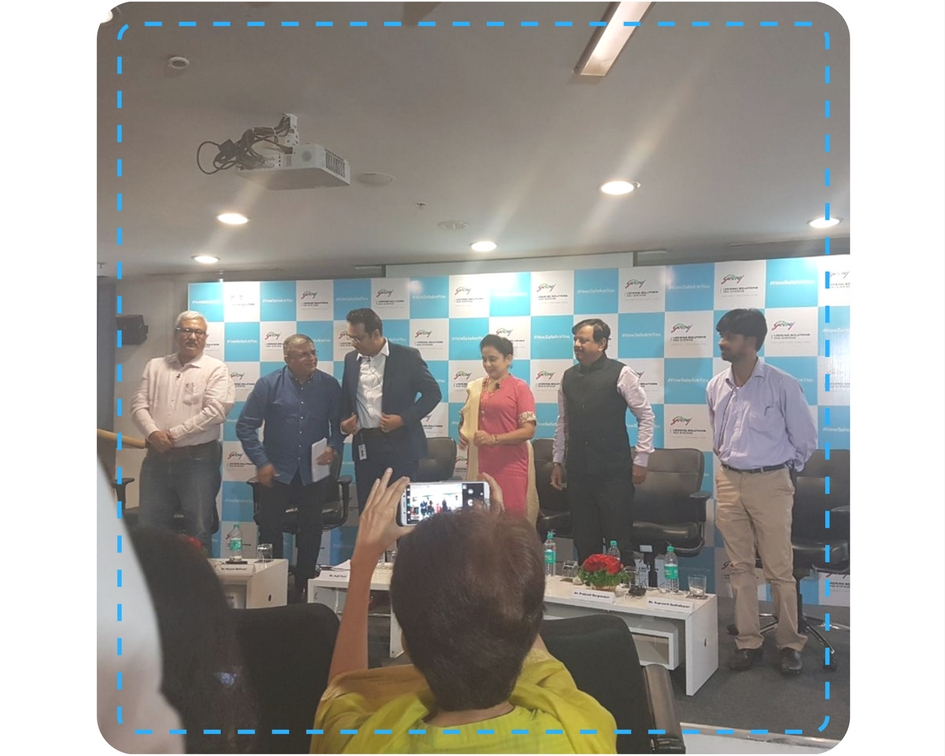 Homesafetyday, Home safety day, how safe are you, godrej locks, events mumbai, kleptomania, thieves, robbers, locks, finger print technology, innovation in locks
