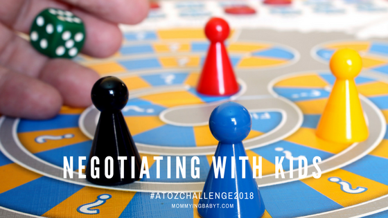 game theory of parenting, parenting, negotiating with children, zero sum game, minimax principle, inequity aversion, better negotiations with children