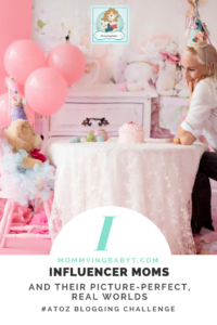 Mom bloggers or mom influencers are a new but growing breed. They live their lives fabulously on social media and are making mommying cool. But what are they like in real life? What do their families think of this celeb like status? Do brands really value mom influencers? #momblogger #influencer #instagrammom #instamoms #bossbabe #momboss #momlife #mommylife #mommyblogger