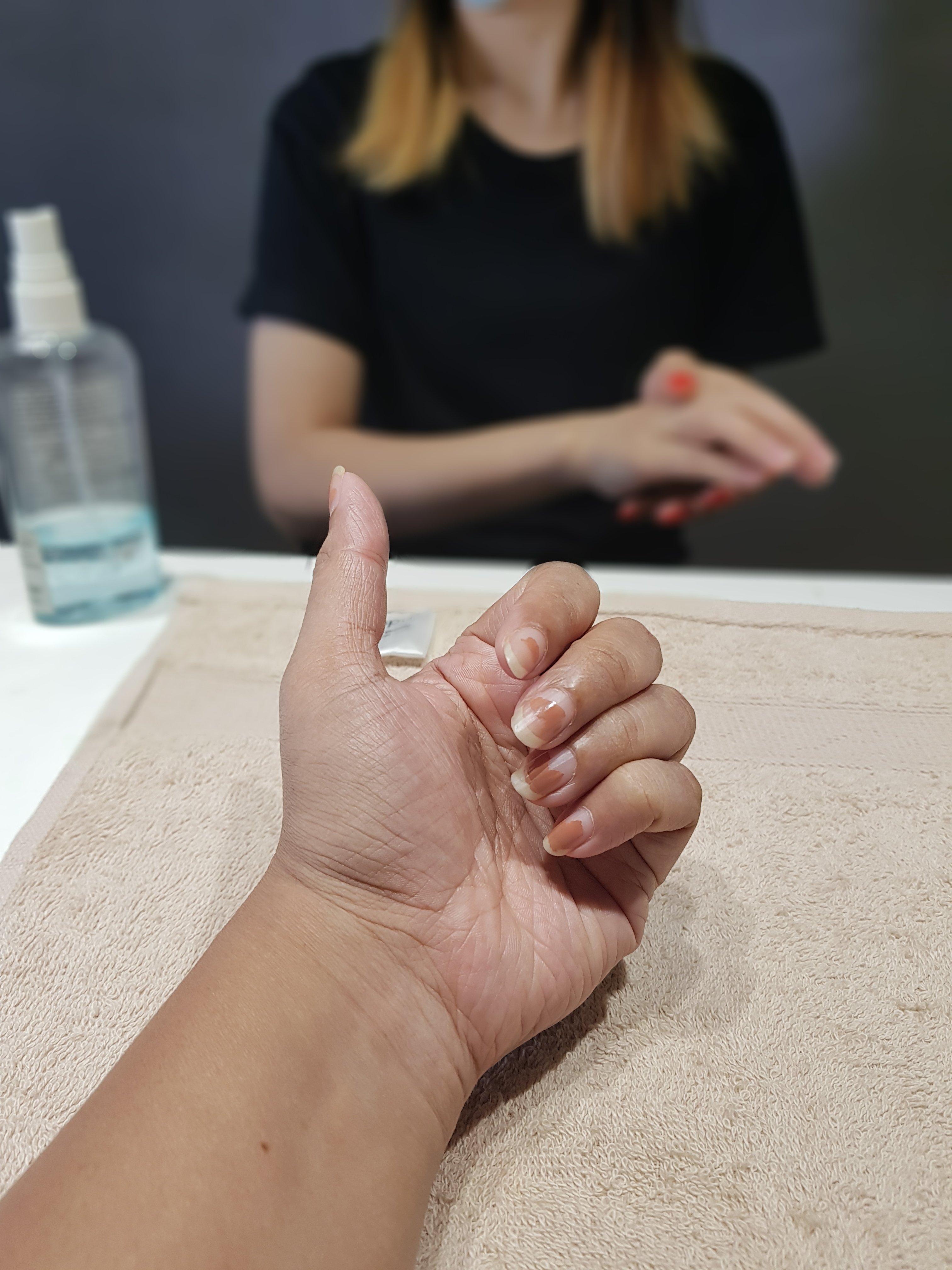 Laque nail lash lounge, laque nail bar mumbai, gel nails, nail extensions,