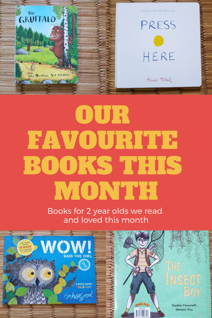 books for kids, childrens books, favourite books for kids, books for toddlers, favorite books for 2 year olds, books for 3 year olds, books for preschoolers, books to teach kids, gruffalo, julia donaldson, herve tullet, press here book, wow said the owl, karadi tales, book reviews, kids book reviews, books we love, bookstagram, books for baby, best books for kids, best books for 2 year olds, best books for 3 year olds, babyT's books, raising a reader, reading project, love for reading