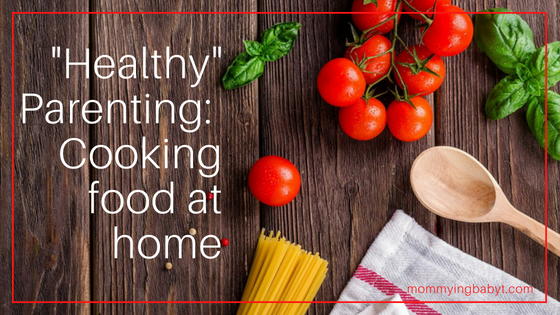 There is a growing trend of cooking meals at home. The change happens especially after a baby arrives in your life. The Godrej Food Trends report highlights home cooking as a key element for 2018. #homecooked #familymeals #babyledweaning #healthyeating #introducingsolidsforbabies #homemade