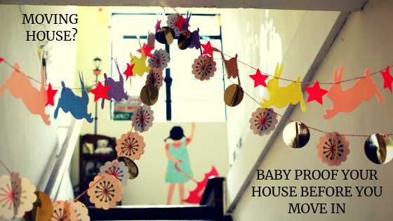 Moving house can be an exciting time for toddlers. There's so much to explore. For parents and caregivers babyproofing the new home must be a first step. #Babyproof #doorguards #safetylocks #childproofing #childproof #childproofedhome